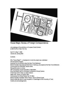 House Magic 1